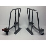 Anderson Dolly #1Gun Safe Dolly set of two with retractable ratchet straps-refurbished 1600 pound.